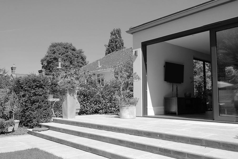 residential architect in hampshire